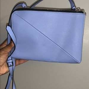 Zara Blue Purse